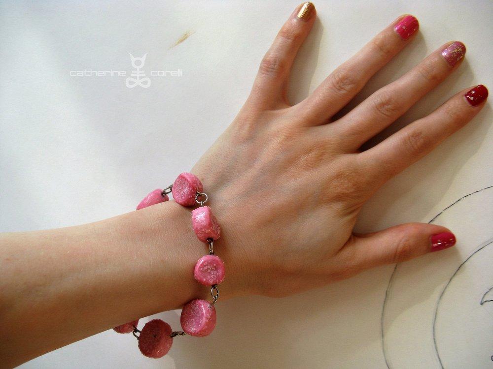 Labri & Cuori Tenerezza (2016) bracelet by Catherine Corelli
