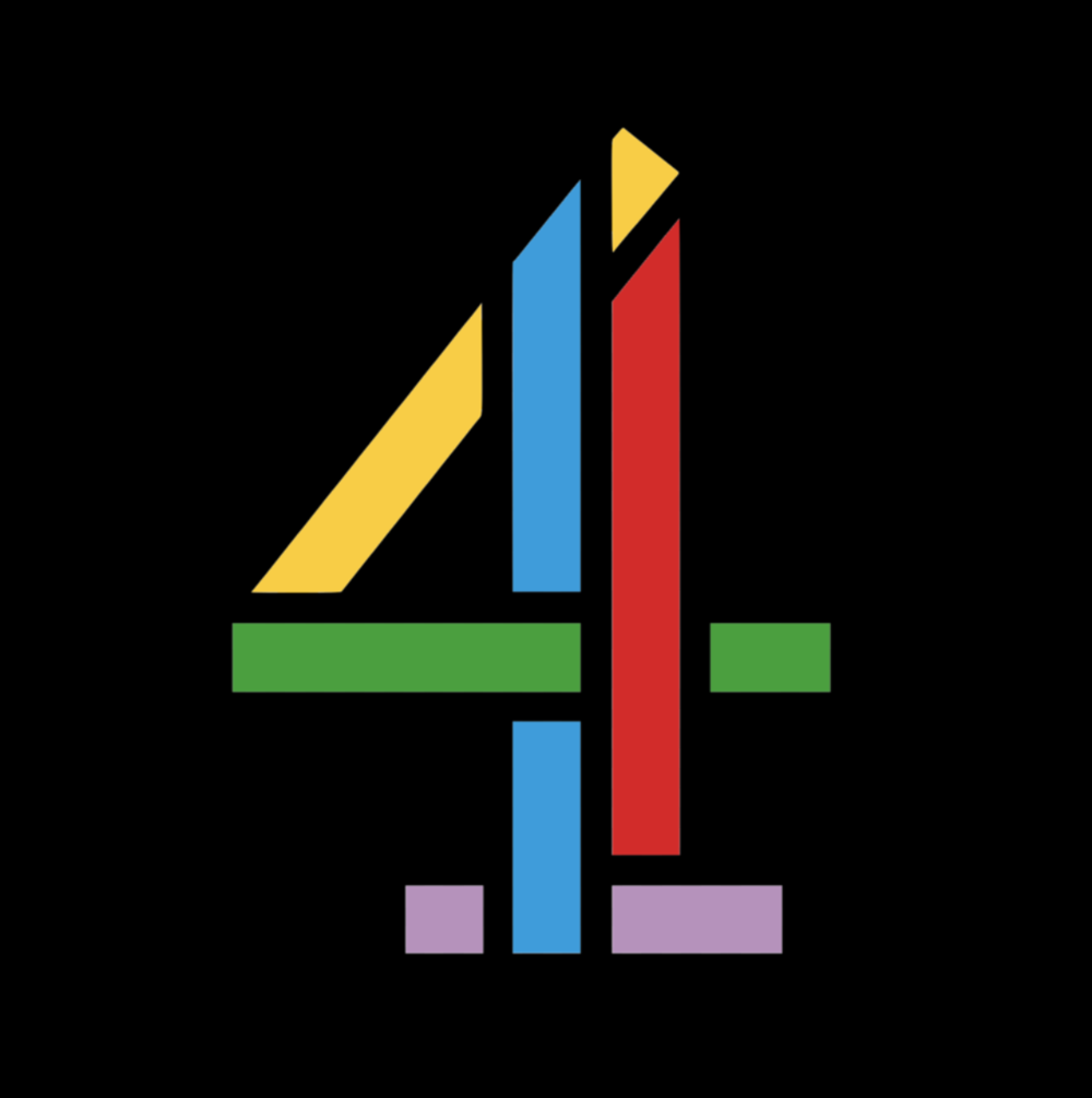The original Channel Four logo