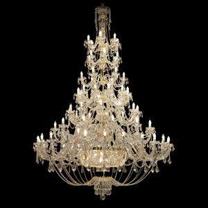 Unique large chandeliers bohemian crystal chandeliers collection ricamente decorado mozeypictures Image collections