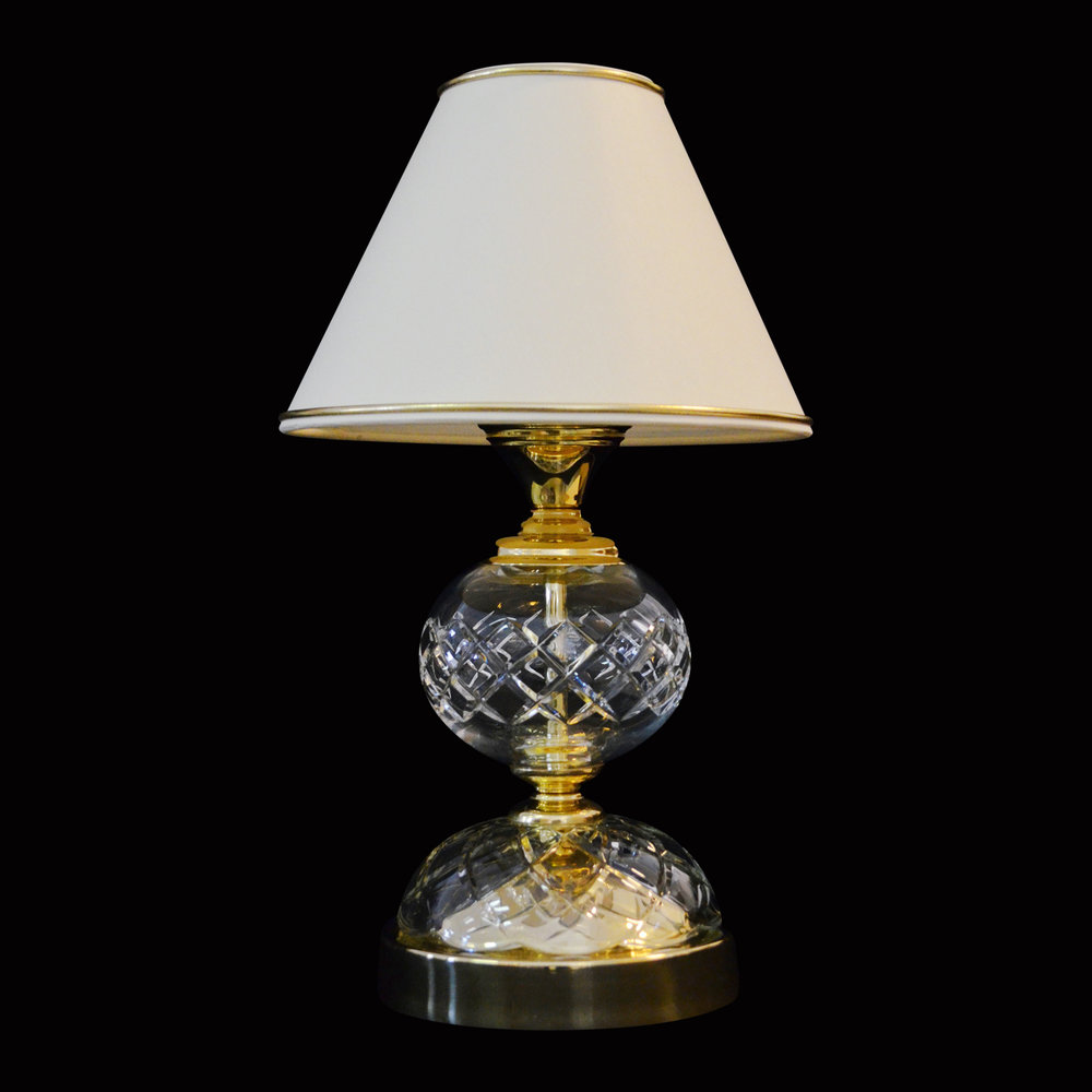 Table lamp from the Classe collection