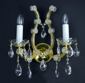 Wall Lights Bohemian Crystal Chandeliers Lighting Manufacturer