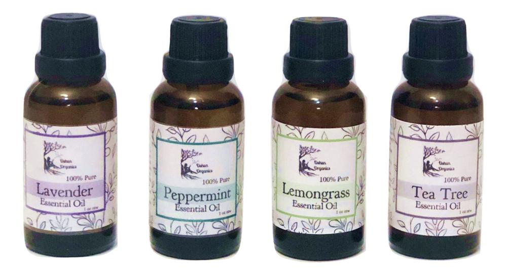 Oshun Organics Essential Oils