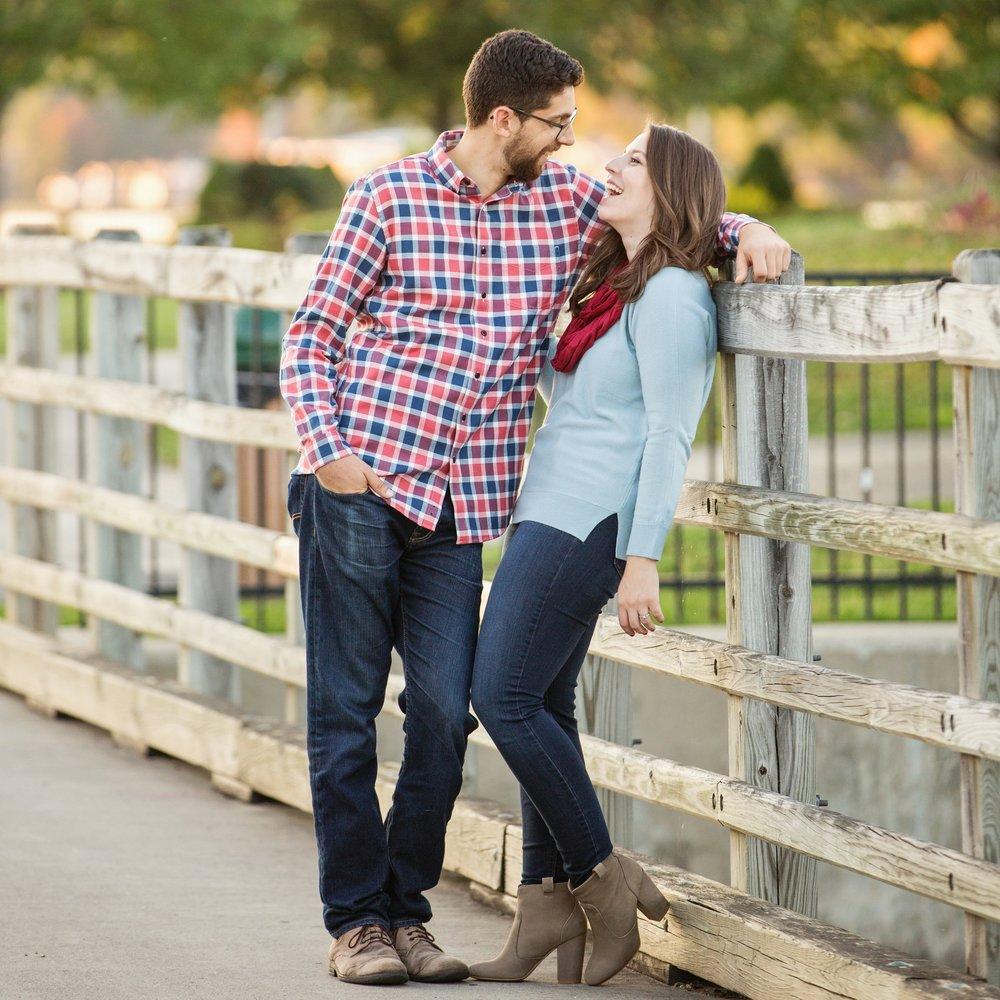 Rachel & Sawyer Engagement