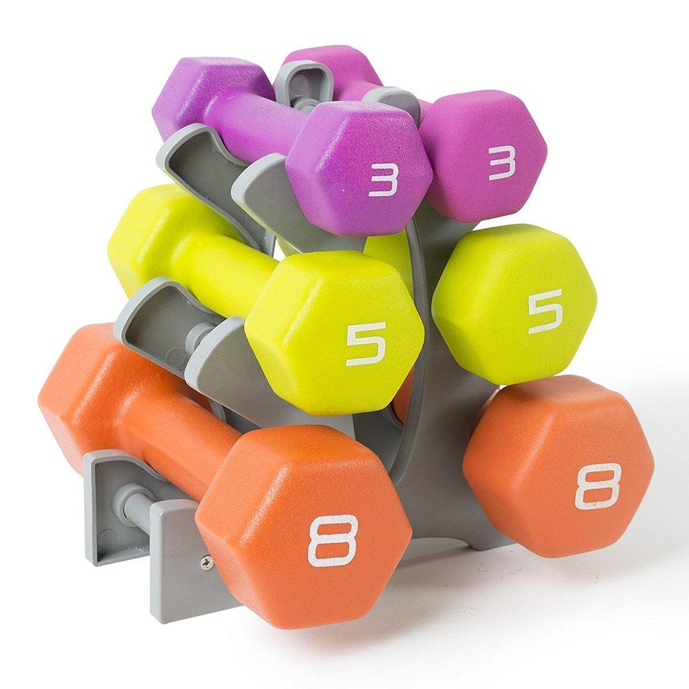 Tone Fitness Dumbell Set