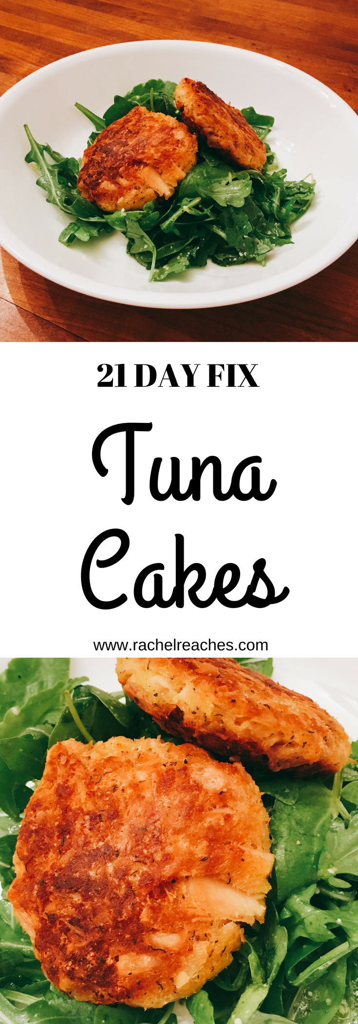 Tuna Cakes Pin - 21 Day Fix.png