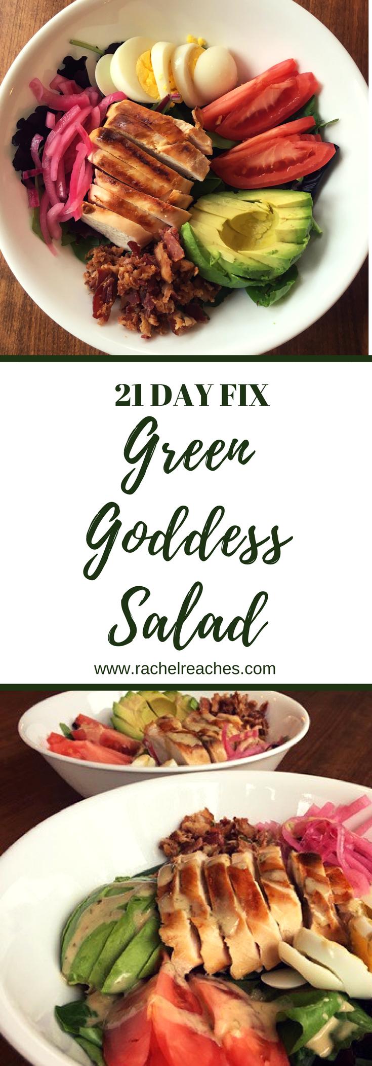 Copycat Panera Green Goddess Pinterest Pin - 21 Day Fix.png
