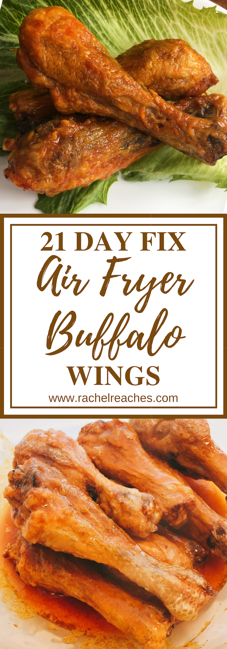 Air Fryer Chicken Wings Pin - 21 Day Fix.png