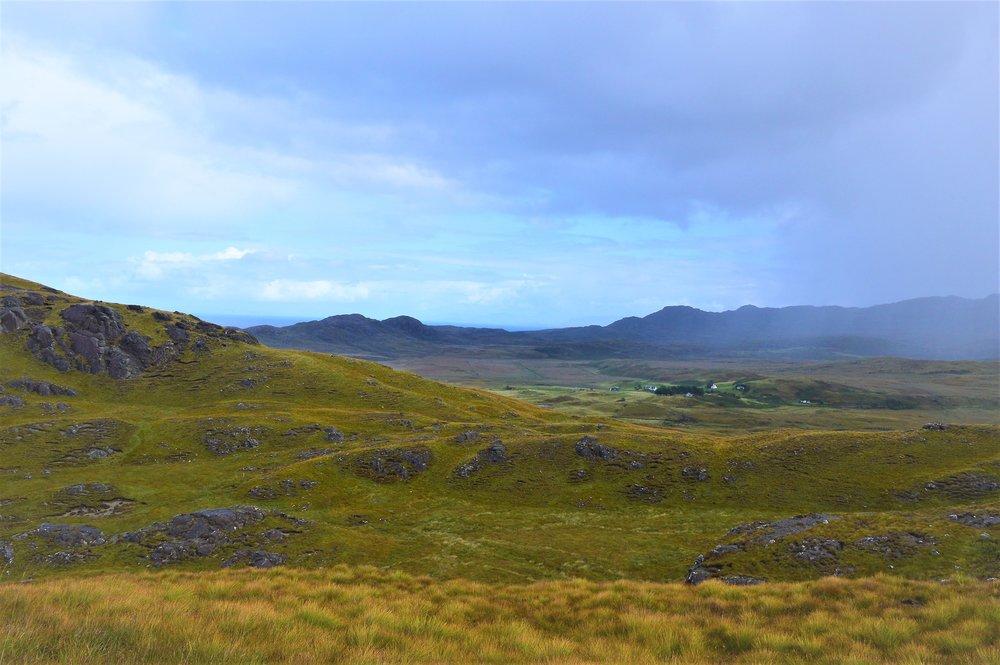 Beautiful views of Ardnamurchan