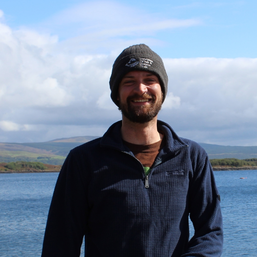 Craig Mackie - Ardnamurchan Lighthouse Volunteer