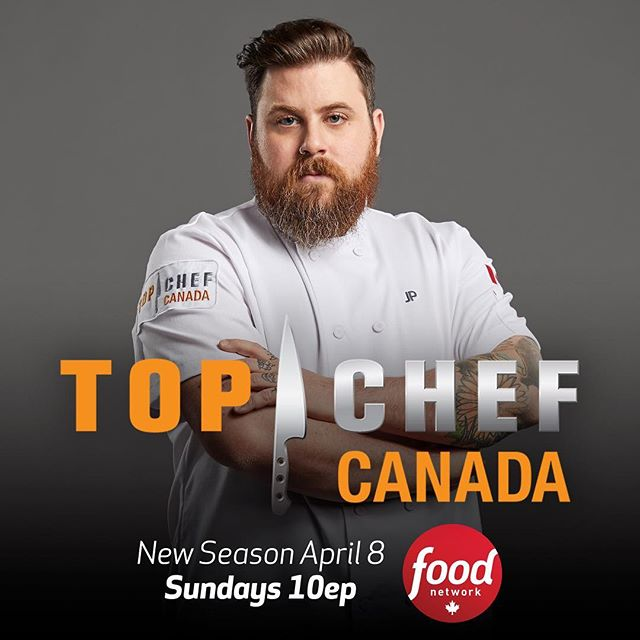 JP Miron Top Chef Canada 2018