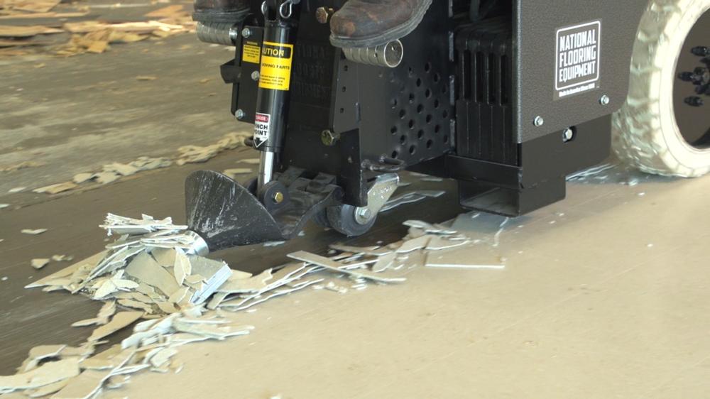 Tile Floor Removal