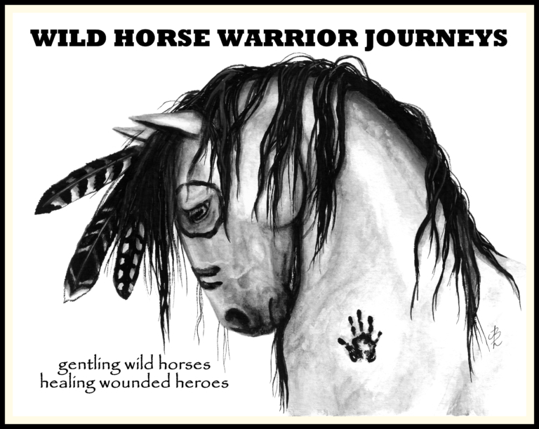 Image courtesy of Lifesavers Wild Horse Sanctuary and Rescue