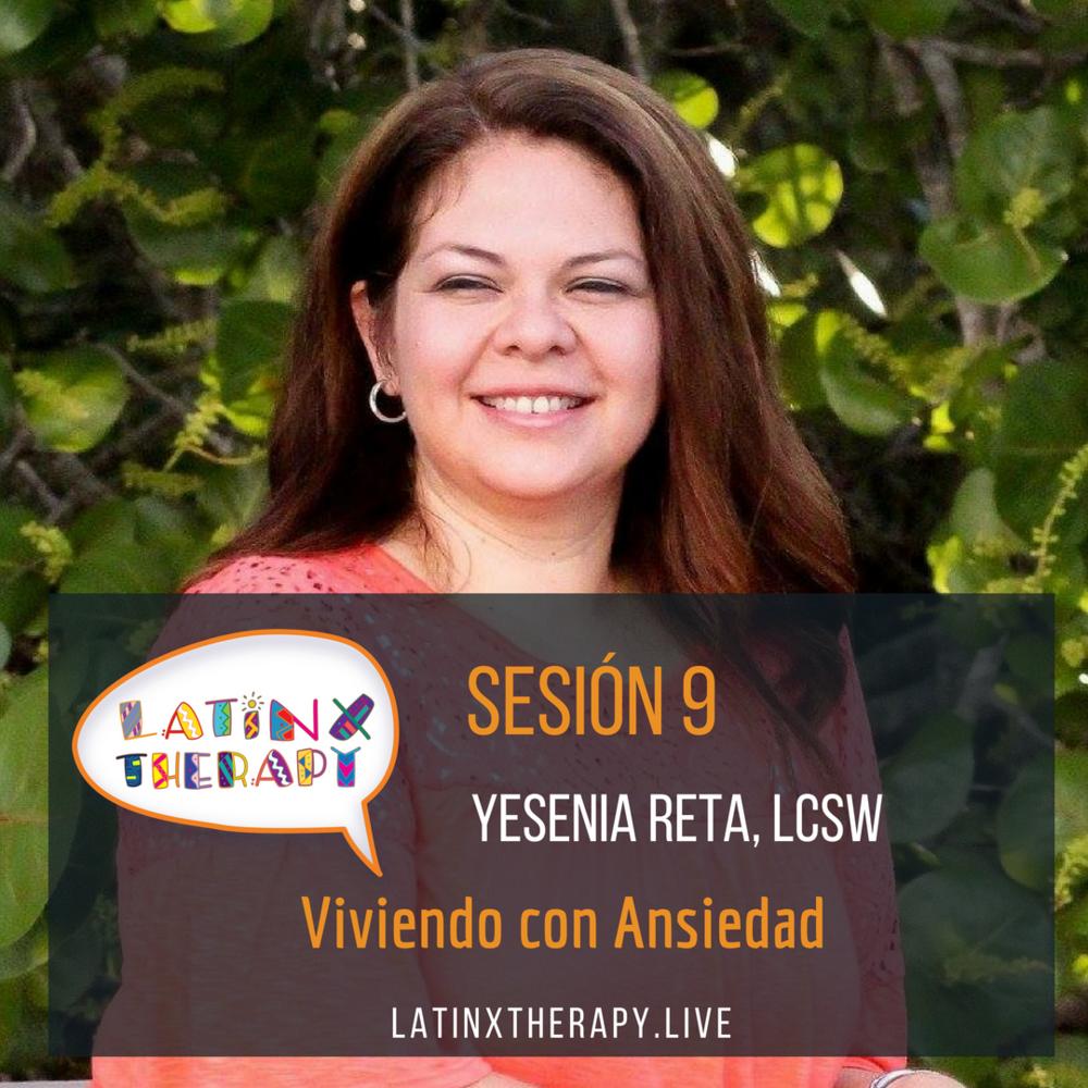 Yesenia Reta, trabajadora social clínica de Brandenton, Florida