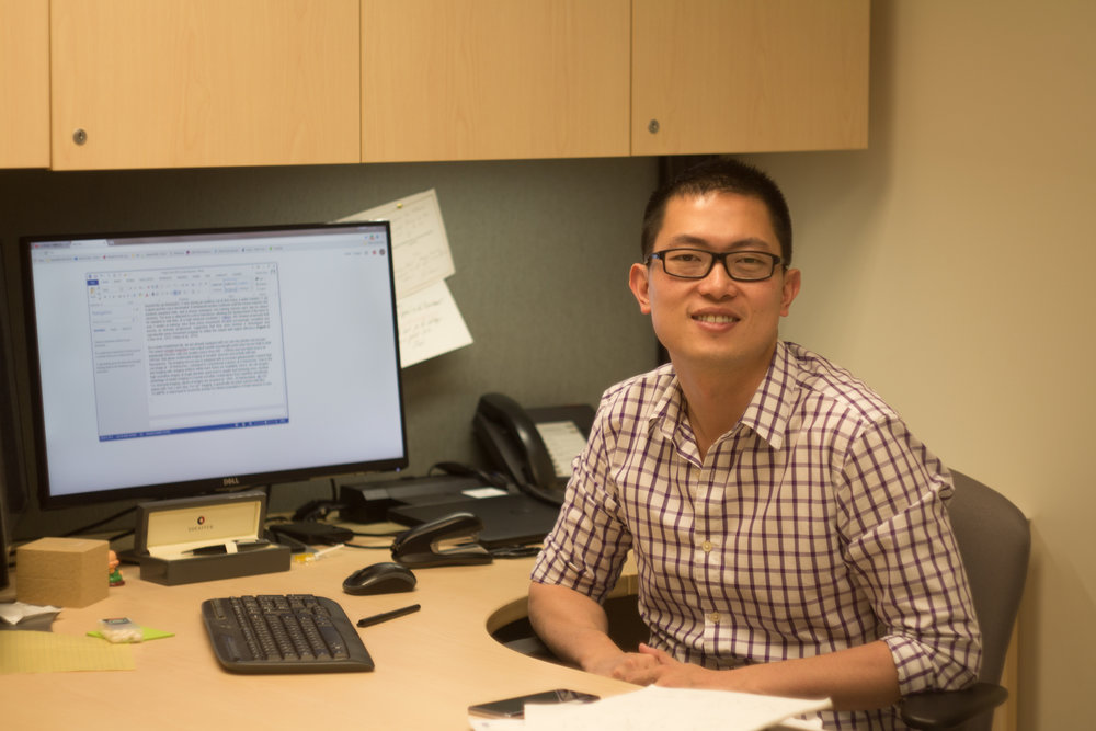 Dr. Simon Chen - Canada Research Chair in Neural Circuits and Behavior