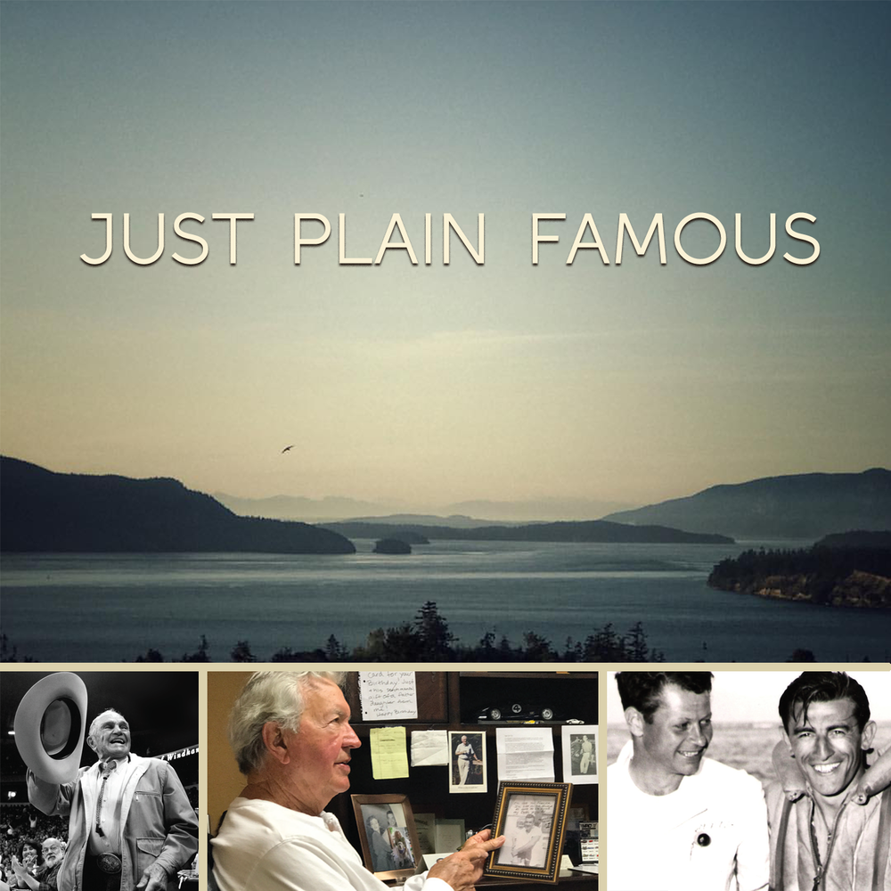 Just Plain Famous - We produce & publish stories, poems, films, & photos.