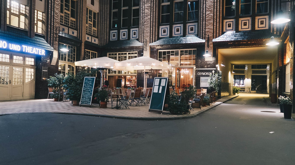 oxymoron restaurant berlin germany