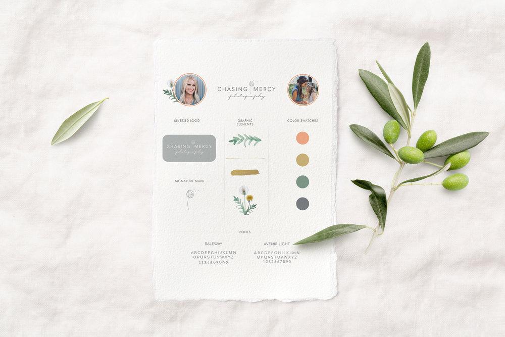 Natalie Lauren Design Co. | Chasing Mercy