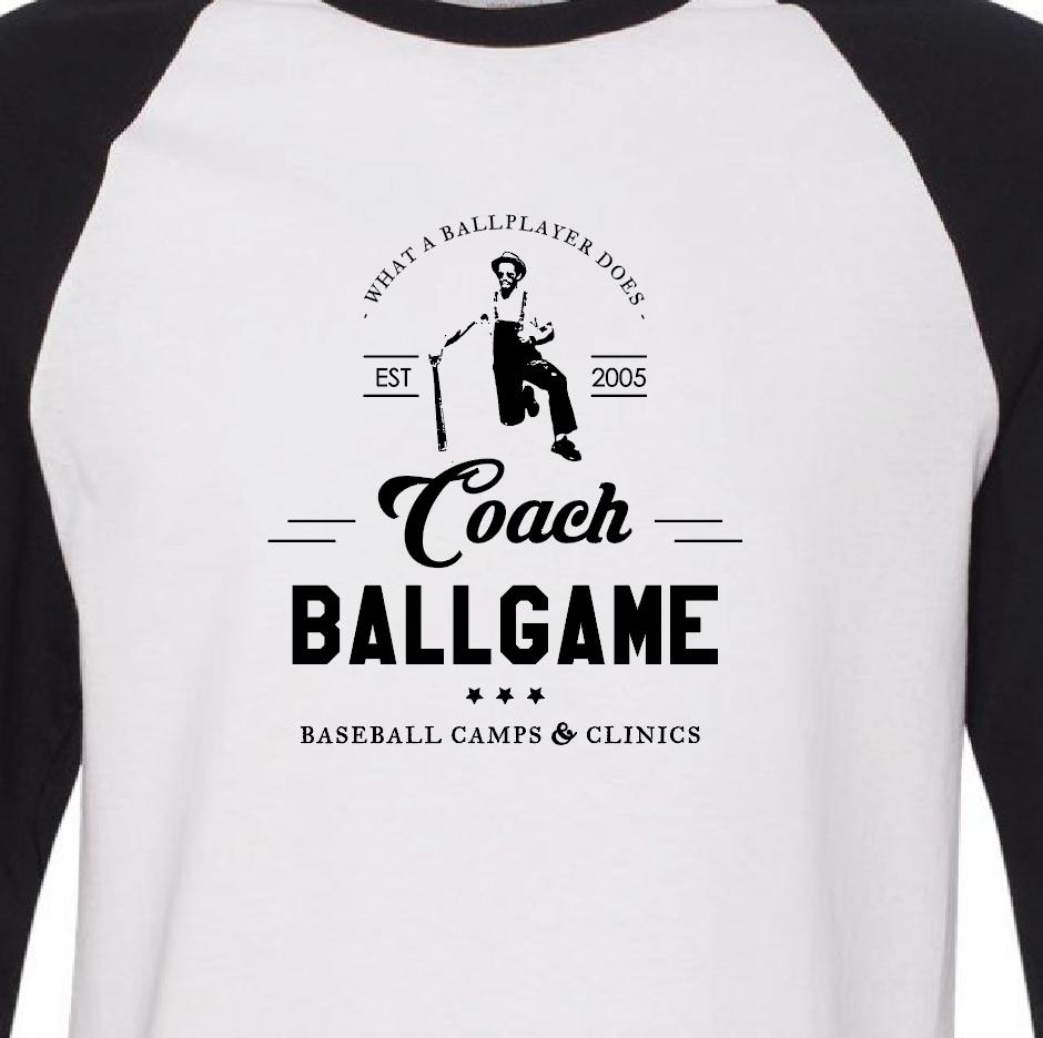 Natalie Lauren Design Co. | Coach Ballgame