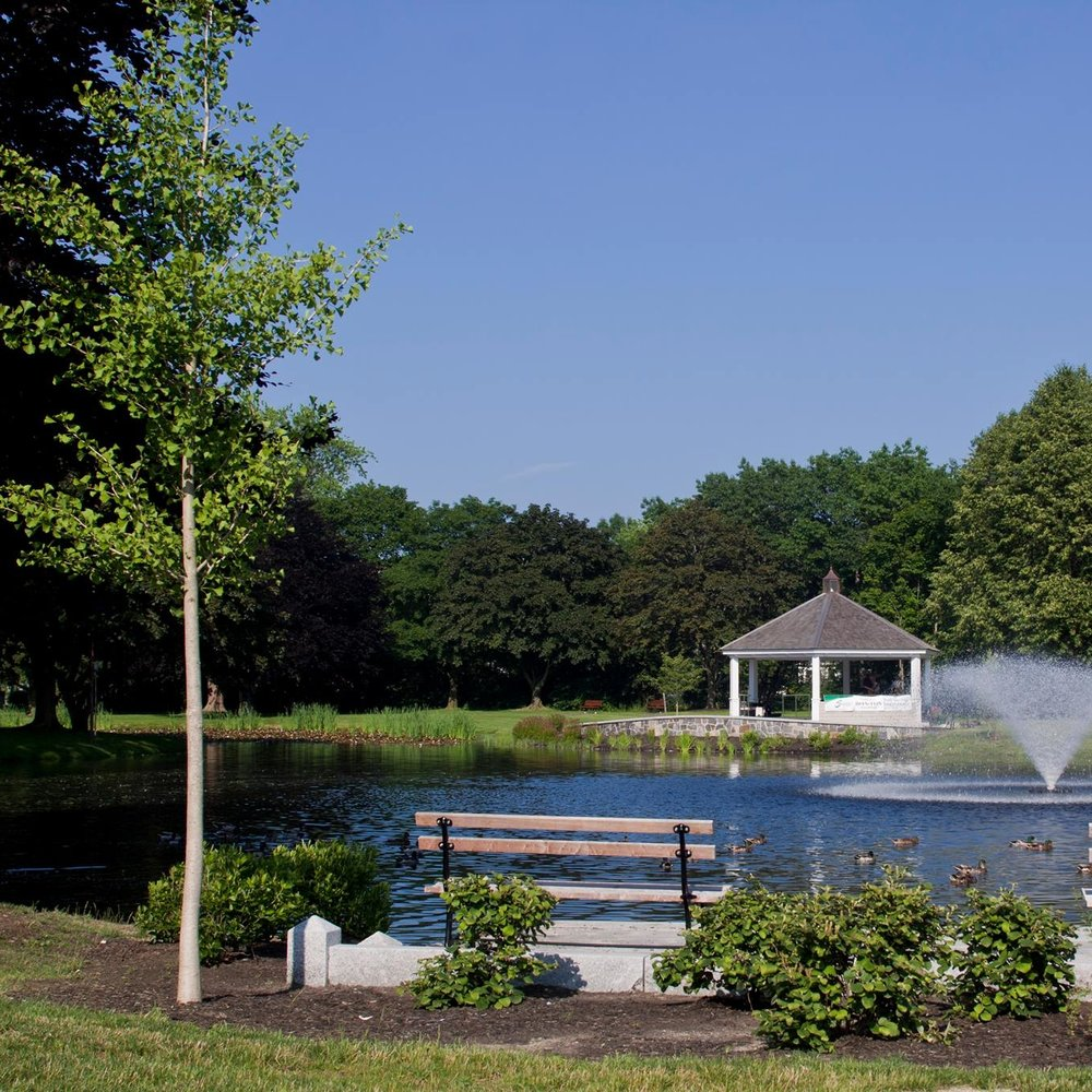 MILL CREEK PARK - Managed by the City of South Portland