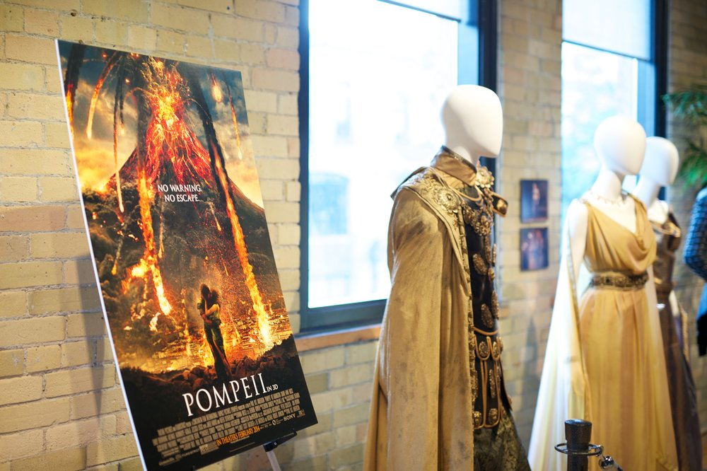 Caftcad Celebrates Costumes - Our annual event during the Toronto International Film Festival is a night of showcasing the talents of our memberships work, celebrating Canadian costume arts and design to the film industry at large.