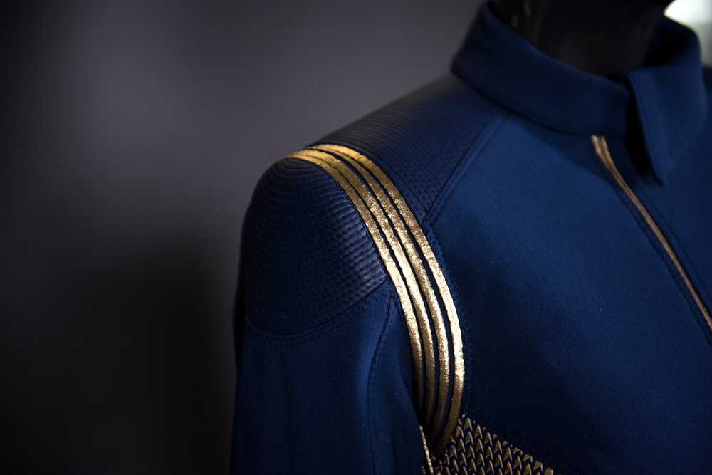 Costumes from Star Trek: Discovery, by Costume Designer Gersha Phillips (Photo credit: Nick Wons Photography)