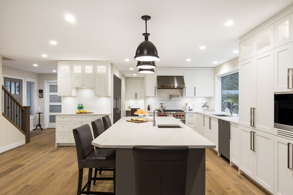 Renovation - South Surrey