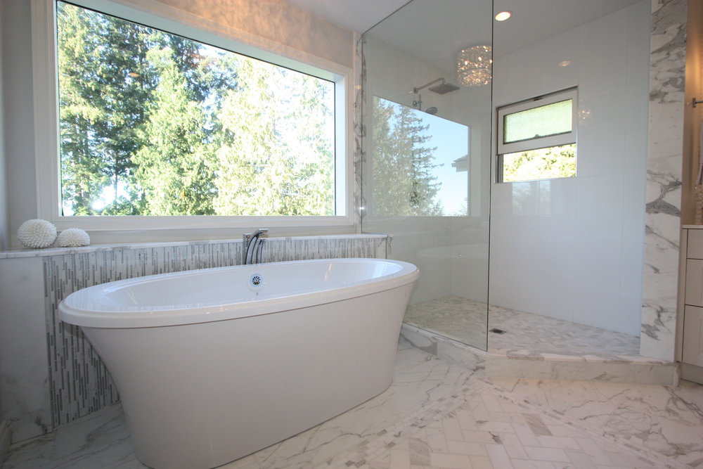 Renovation - West Vancouver