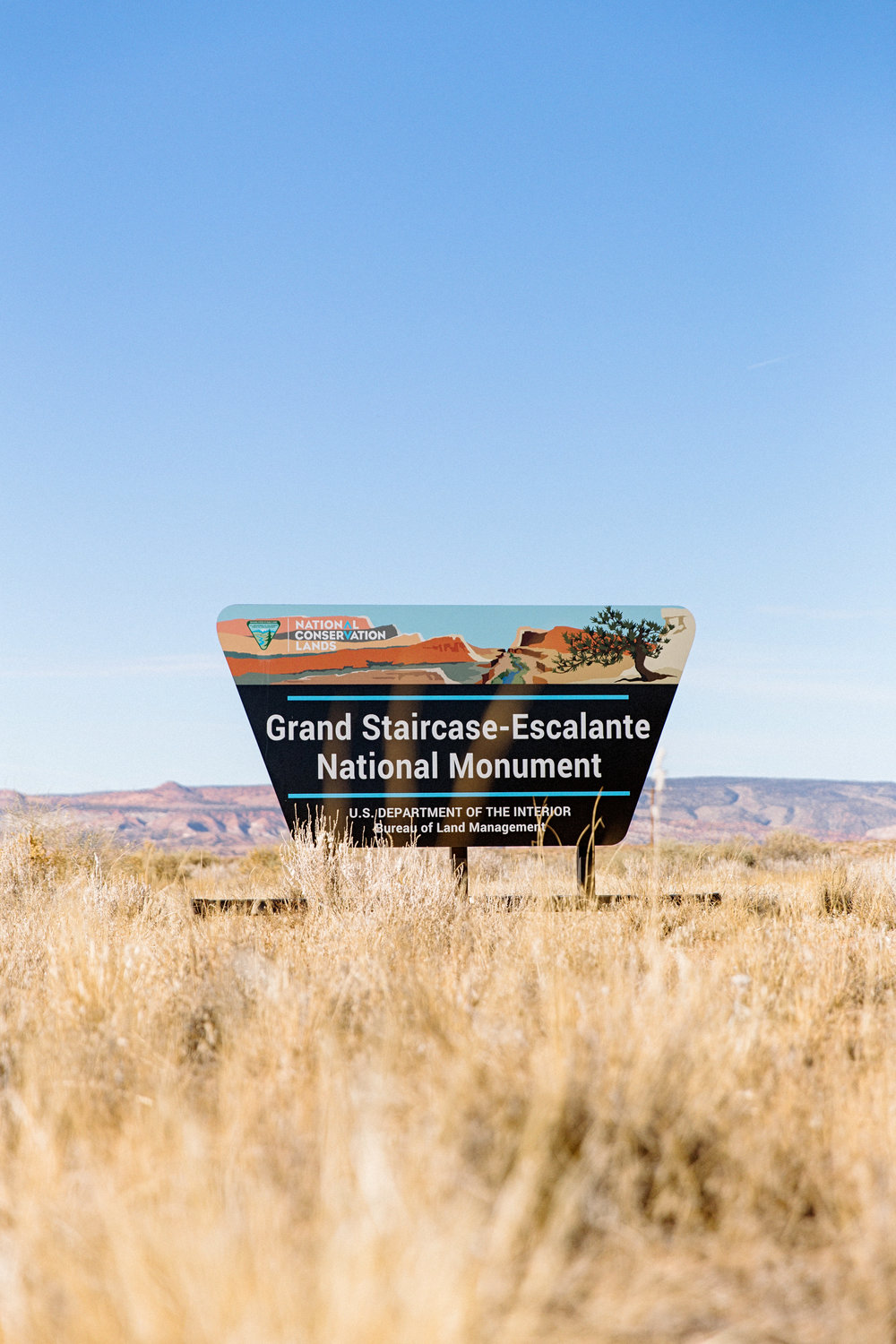 - The last few days of the year were spent exploring the very southern border of Grand Staircase-Escalante National Monument, an area that's been in the news quite a bit recently.