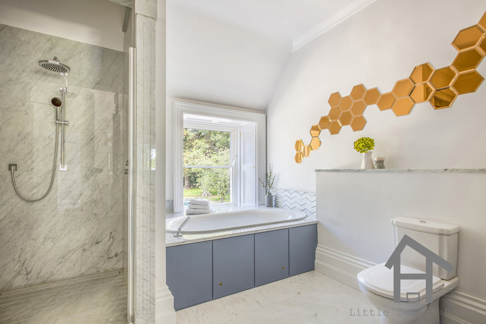 Dublin Country Estate - Marble & Design Work