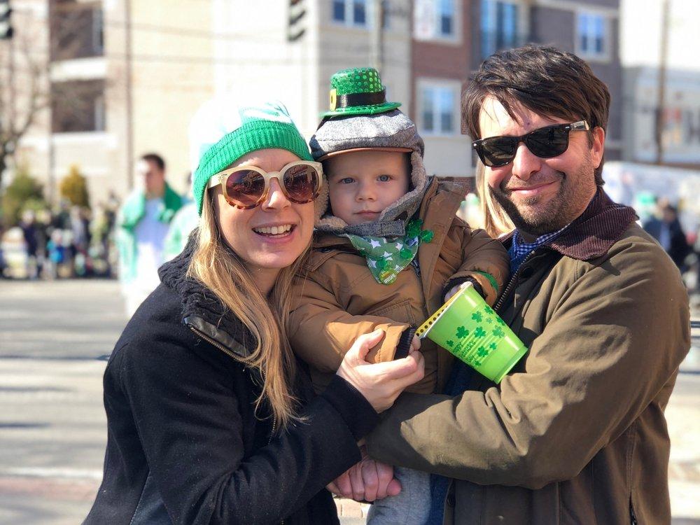 Huntington Village Parades -