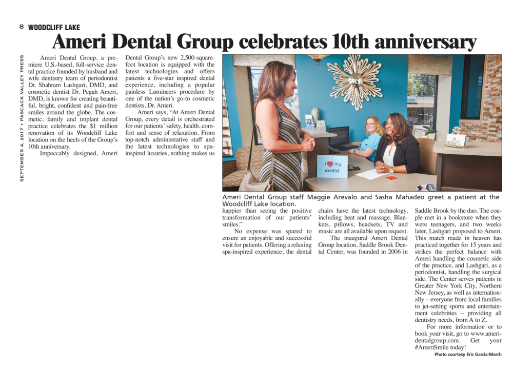ameri-dental-group-press
