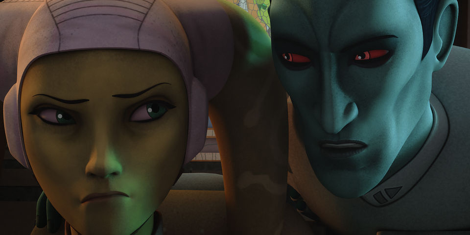 Grand Admiral Thrawn Better Not Die In Star Wars Rebels The Den Of