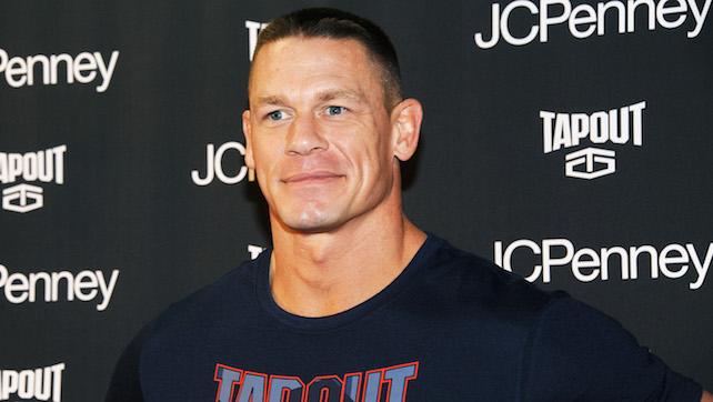 John Cena Could Star In The Shazam Movie The Den Of Nerds