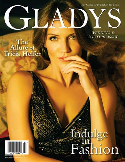 GLADYS MAGAZINE FEATURING THE GABRIELLE CLUTCH BY JQ