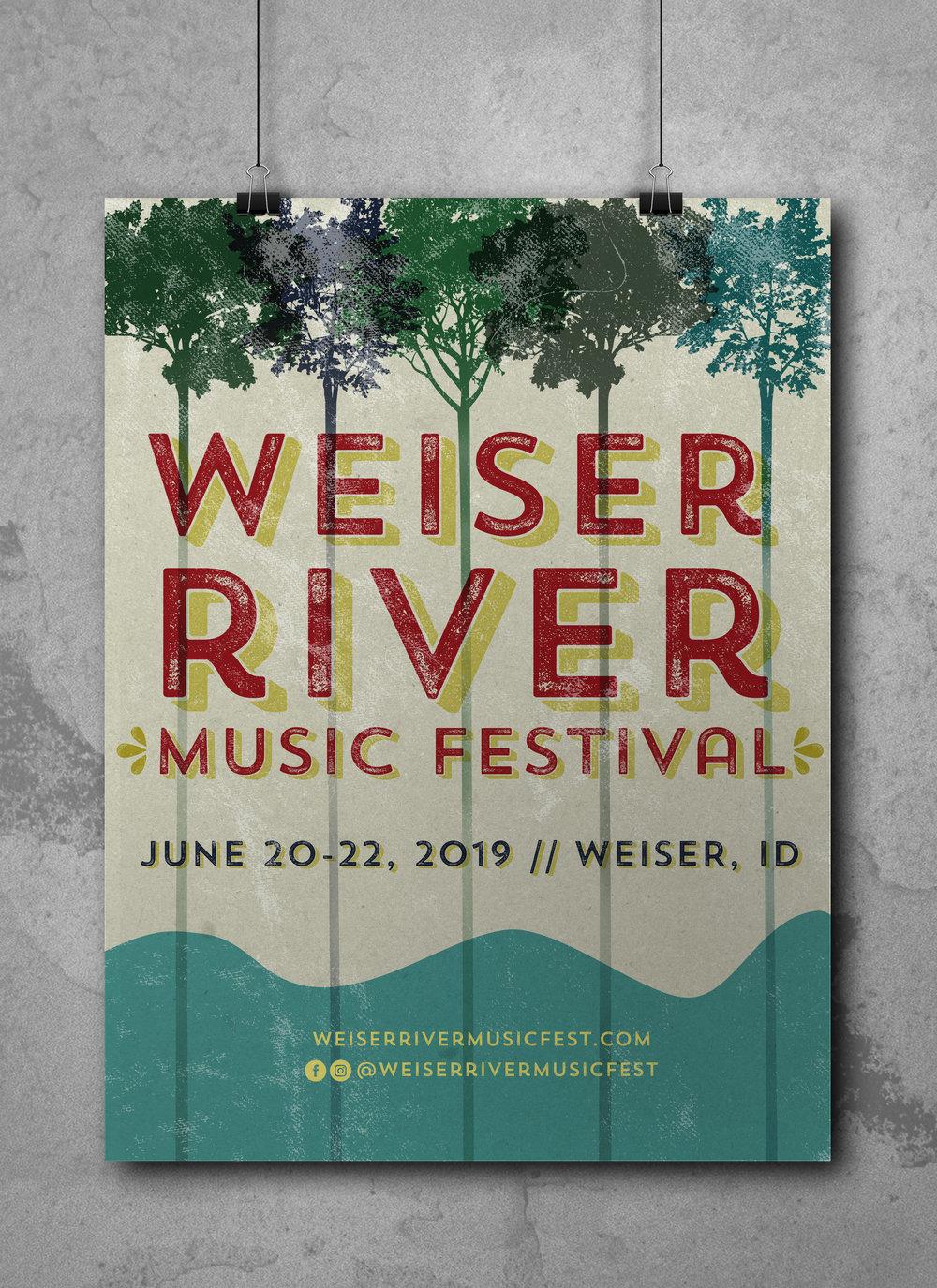 2019 WRMF Poster