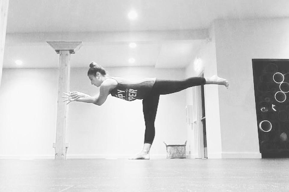 Lindsay Anweiler - Yoga