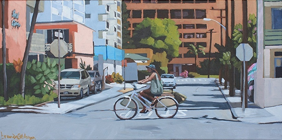 Backstreet by Brenda Cablayan