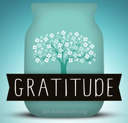 - Practicing Gratitude is key to rewiring our brains to Positivity. Join our FB community in supporting our personal growth toward positivity for 21 days. Our first 21-day group experiment on FB begins September 21, 2018. https://www.facebook.com/SpeakOnlyLove.org/