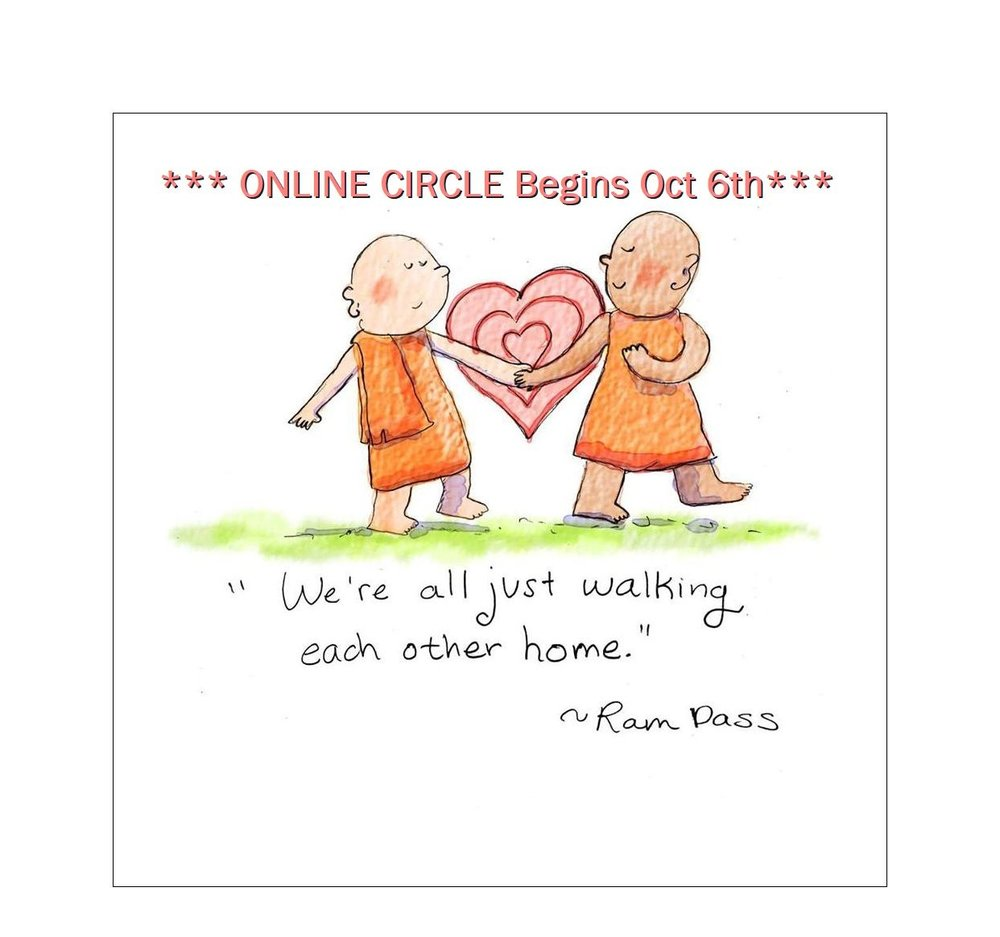 Sharing Circle event -
