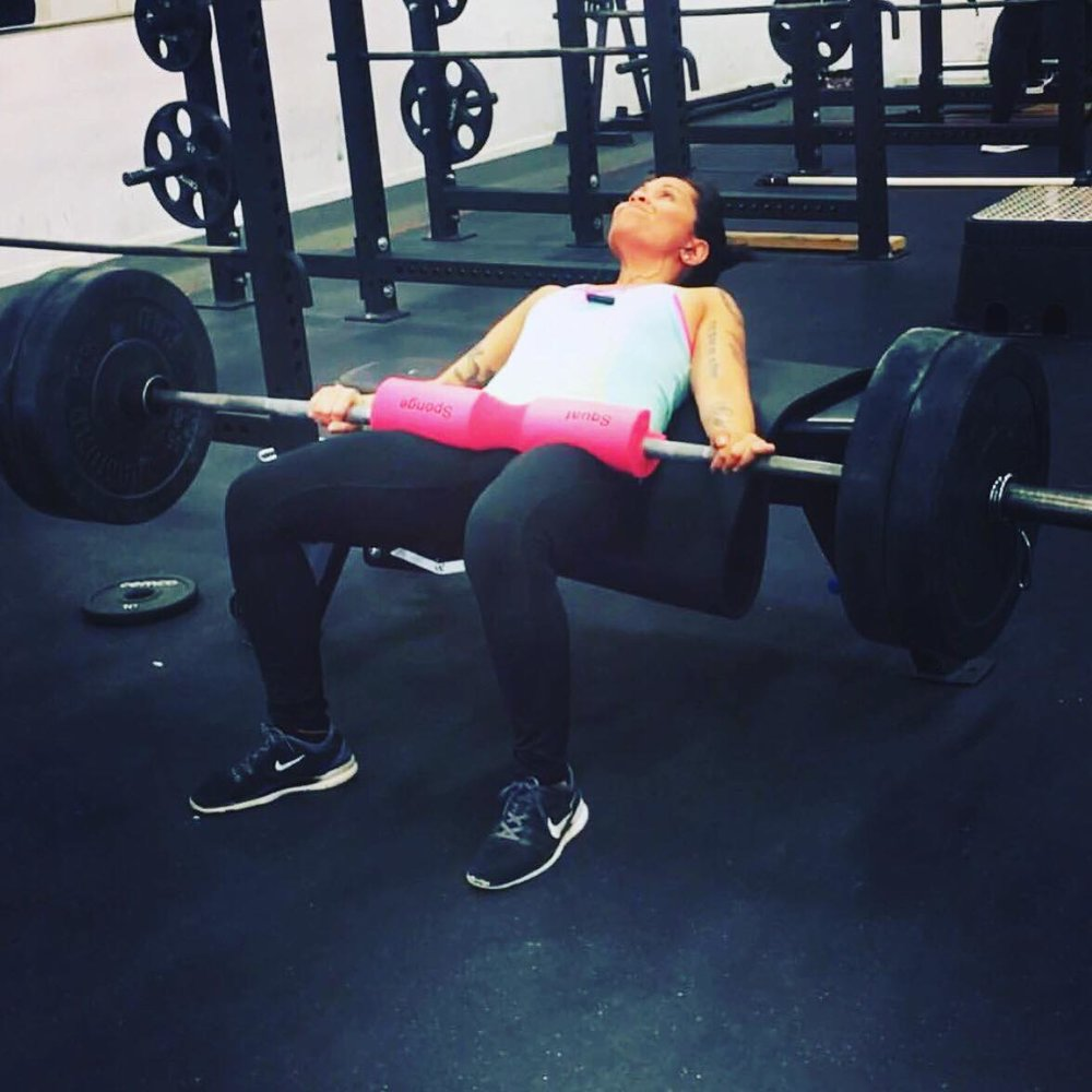 CHRISTINE JOY  is a Personal Trainer, Fitness Instructor, and Yoga Teacher. She tore her ACL stepping out of bed, and is 2 weeks post op. She can't wait to get back to training and teaching yoga.