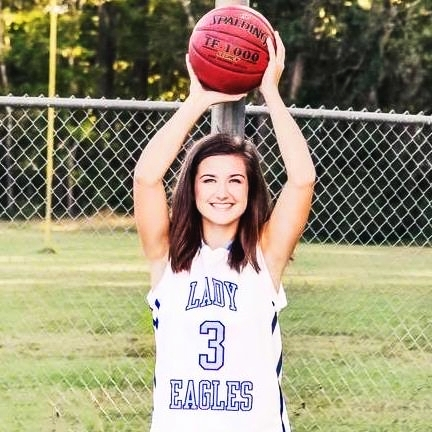 KENDALL DUNCAN  started playing basketball at the age of 5 and fell in love with the game. Throughout her entire life, she had dreamed of playing women's college basketball. She recently had her 3rd ACL surgery.