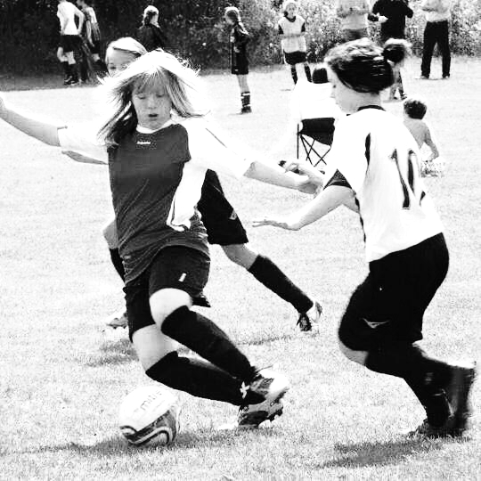 AMY BAKER  is tore her ACL 4 times playing soccer, and has had ACL reconstructions each time. She has been playing soccer since the age of 6.