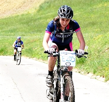 DONNA MCNUTT  is a mom, teacher and someone who loves being active. Her two main sports are mountain biking and road biking. Being an active person, she not only works out but also reads on a daily basis.