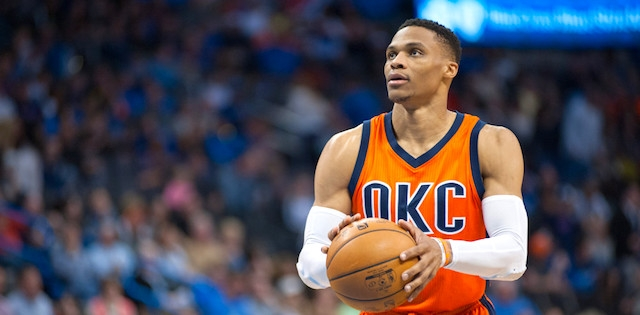 KYLE WESTBROOK, OKLAHOMA CITY THUNDER