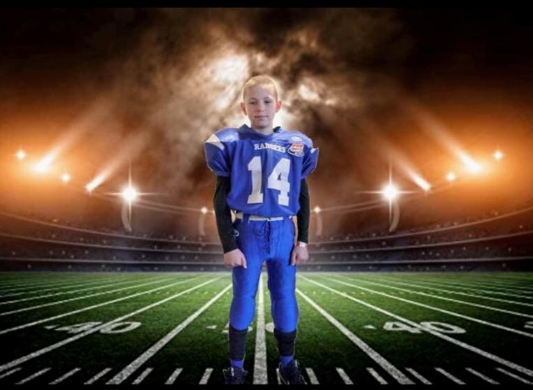 Cameron Brosnihan, now 11-years old  (photo credit: Jin Silva)