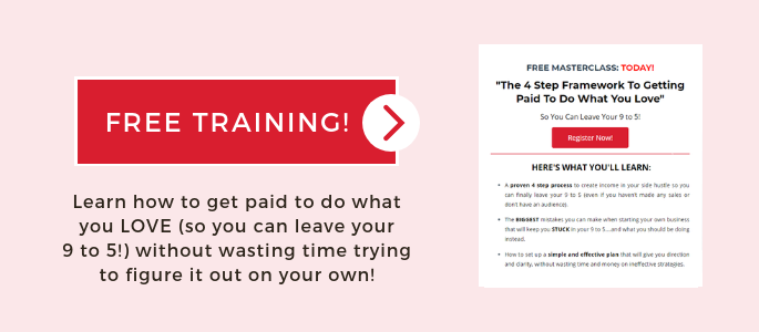 Are you ready to quit your 9 to 5 for good?