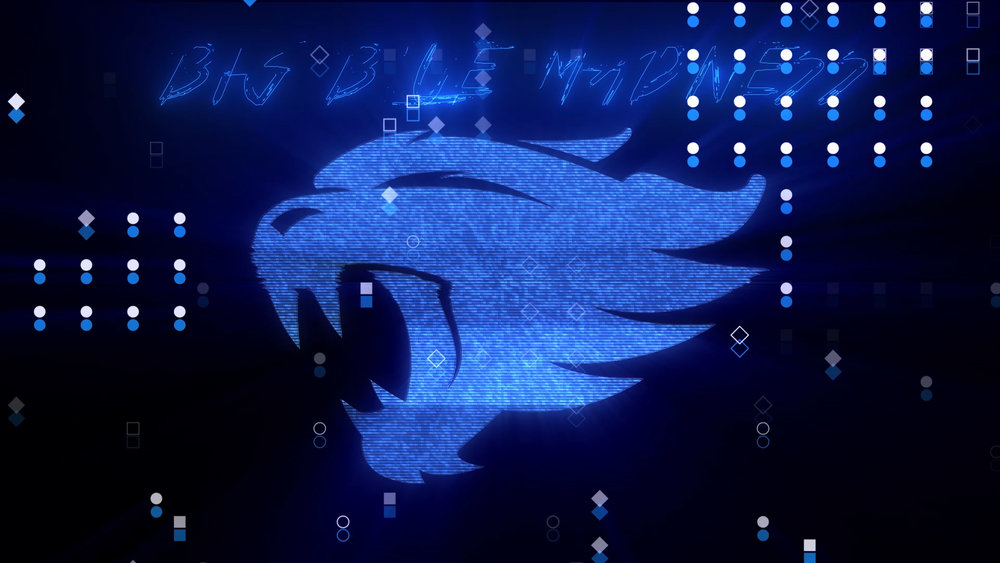 BIG BLUE MADNESS - Design, Animation, Editing