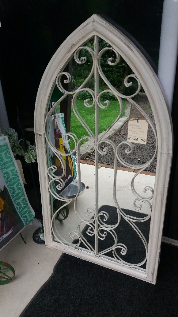 New indoor / outdoor mirrors now in store