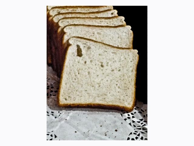 "Adam Brickell    Bread , 2017  Lightjet Print, Ed. of 7+2AP  Image: Width 6"" x Height 8""  Framed: Width 16"" x Height 18"""