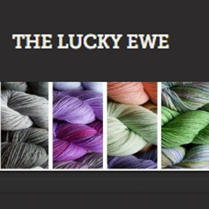 The Lucky Ewe Proud sponsor of the SpinOut and the knitted lace competition www.oatlandshandmade.com.au